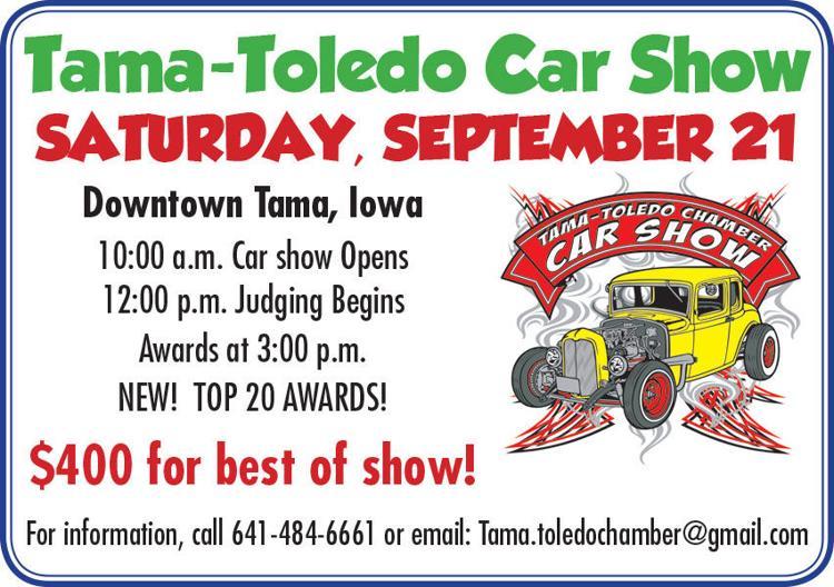 Tama-Toledo Car Show