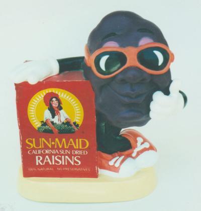 Sun- Maid and California Raisins