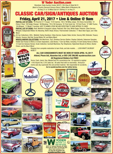 Classic Cars Advertising Metal Signs Slot Machine Collection - Signs of cars with names