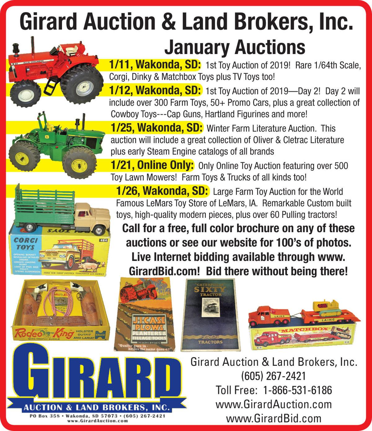 Toy auction, 1/64th scale, Matchbox, TV toys