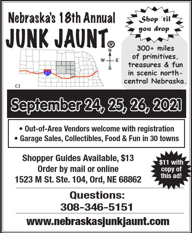 Nebraska's Junk Jaunt