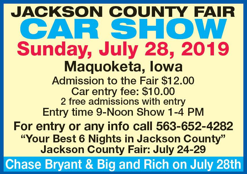 Jackson County Fair Car Show