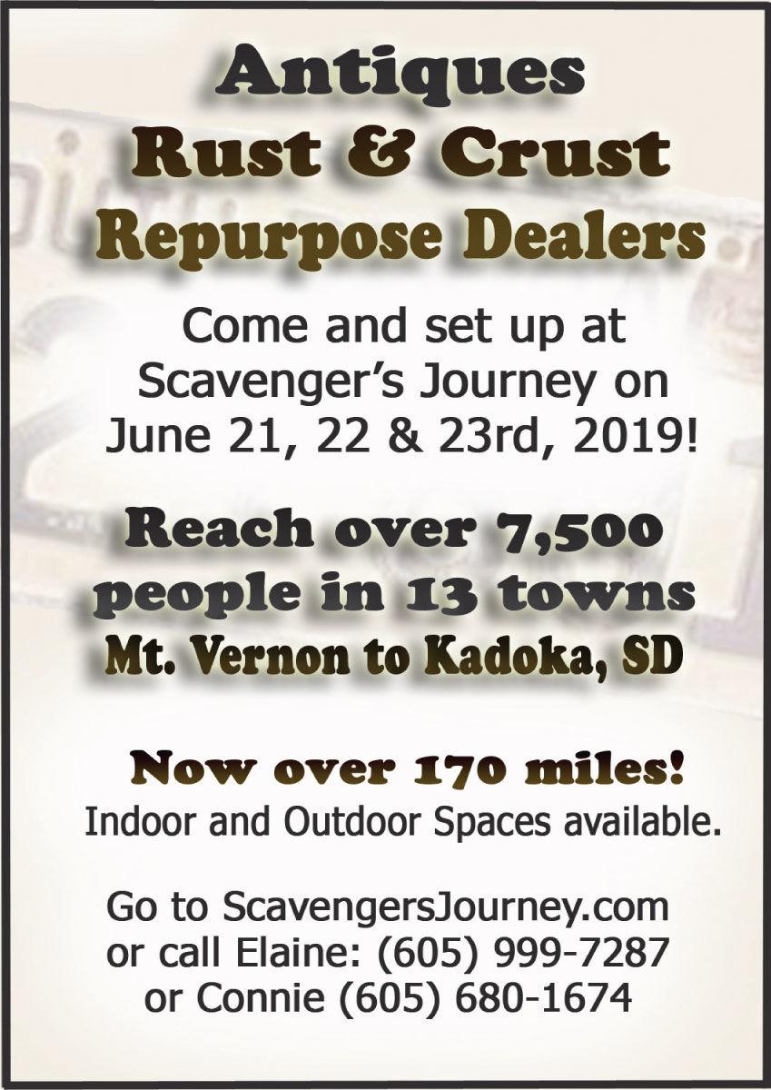 Antiques Rust & Crust Repurpose Dealers