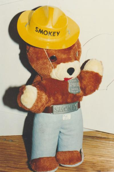 Smokey Bear, the hottest American icon, has a birthday