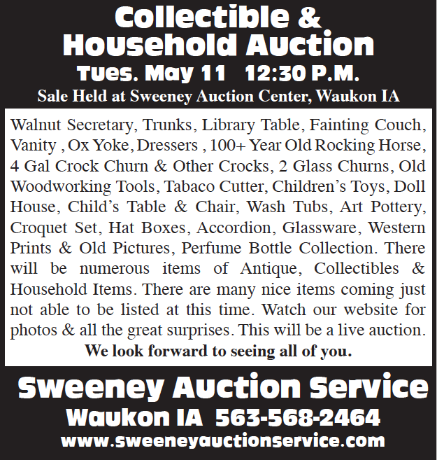 Sweeney Auction Service