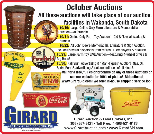 Girard Auction
