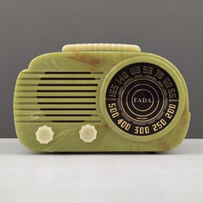 Tune in to some fine prices for Art Deco radios