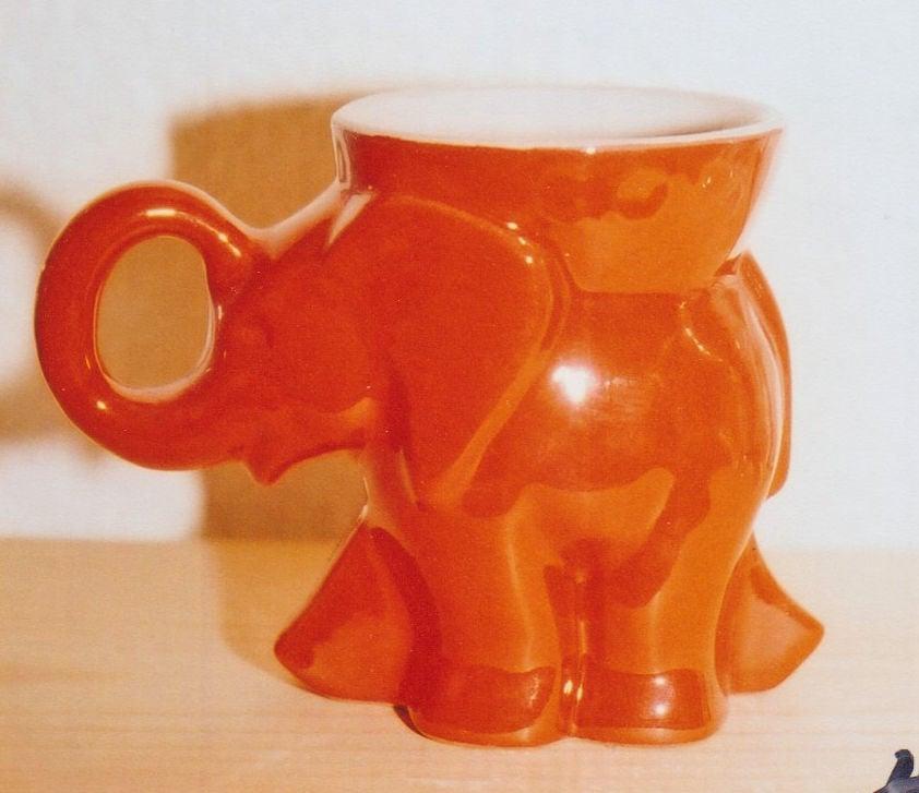 Collectible, political mugs