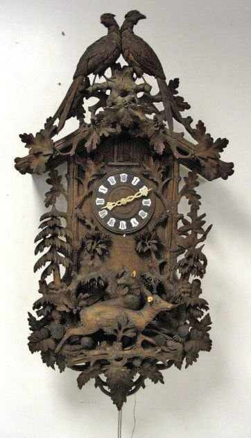 Melodious And Collectible Cuckoo Clocks