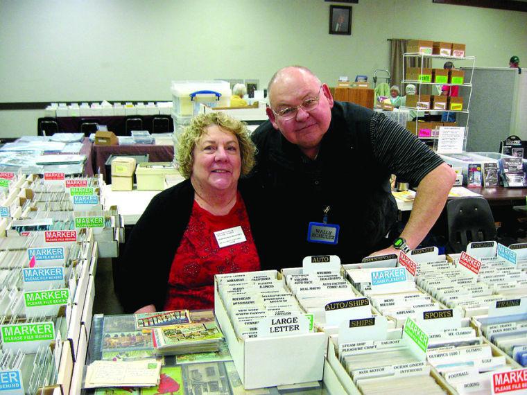 Wally & Darlene Schultz