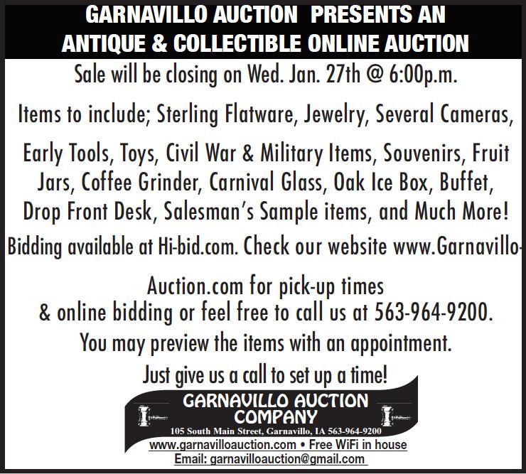 GARNAVILLO AUCTION