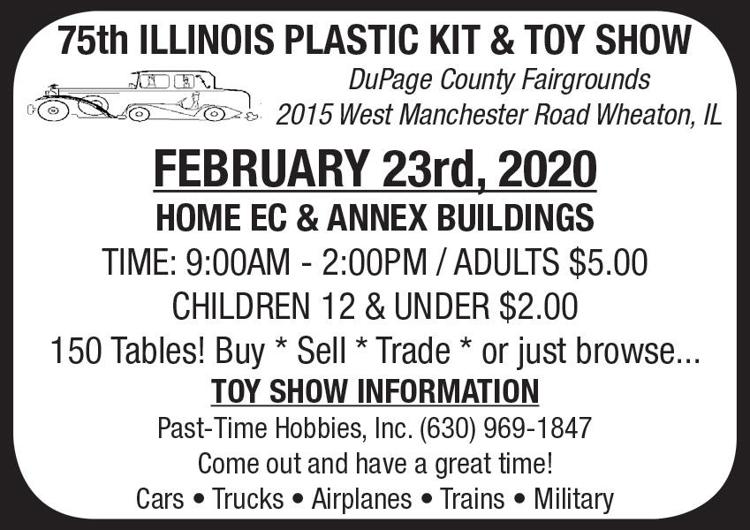 75th Annual Plastic Kit & Toy Show