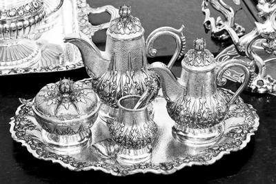 Silverplate- ivankovich