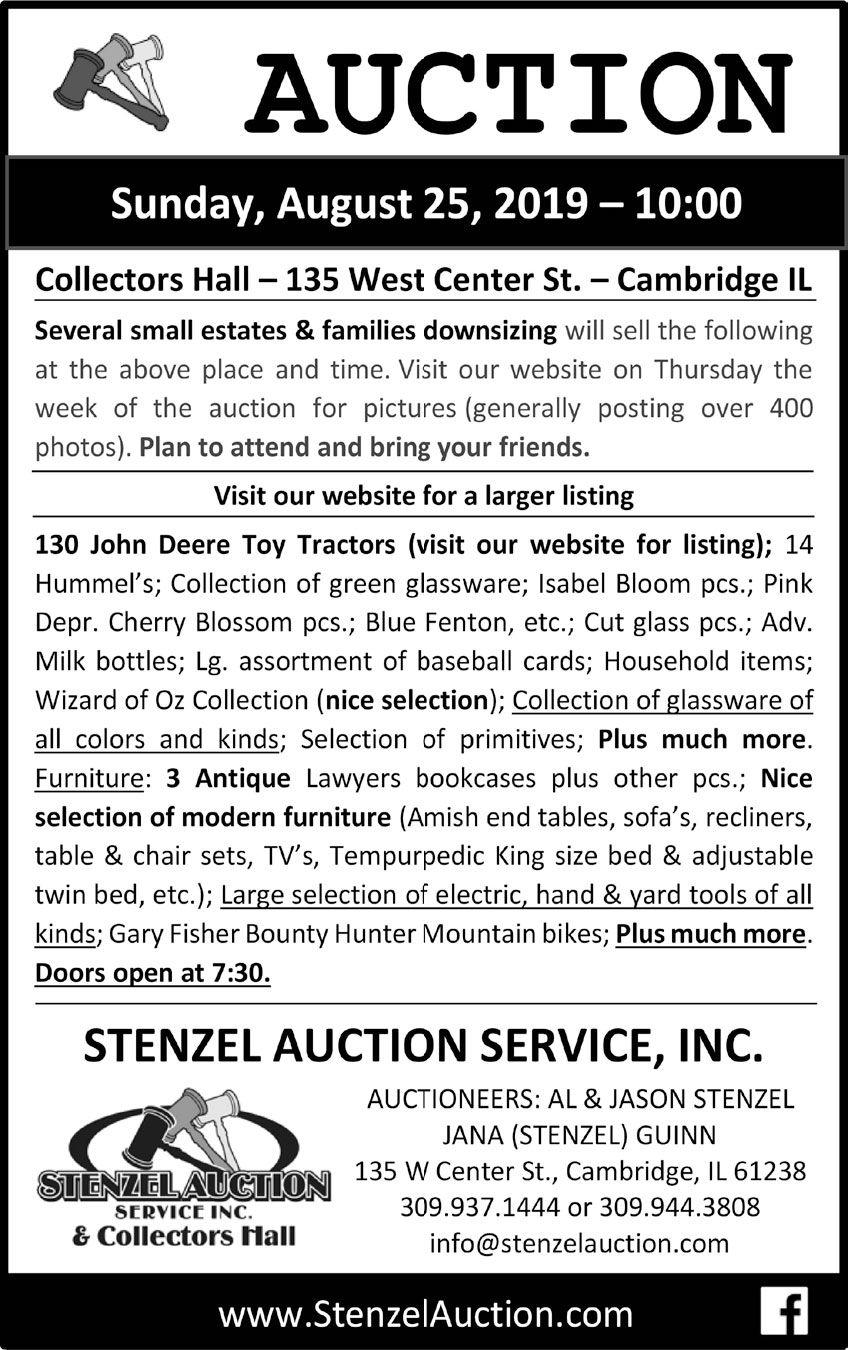 130+ John Deere toy tractors, Wizard of Oz collections