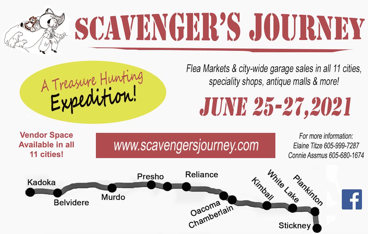 Scavenger's Journey