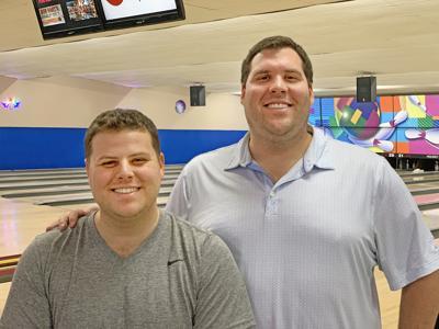 Zach Schiff, left, and Jared Schiff |
