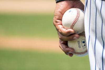 Stock baseball