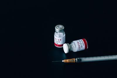 Stock COVID vaccine
