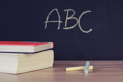 stock abc education school