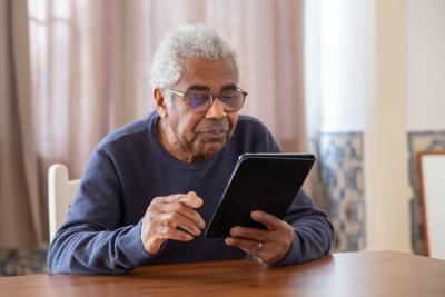 Stock senior care technology
