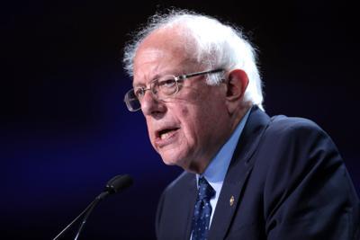 Bernie Sanders (Creative Commons)