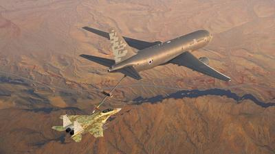 Tanker jet