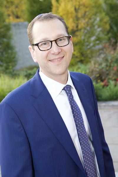 Rabbi Hal Rudin-Luria