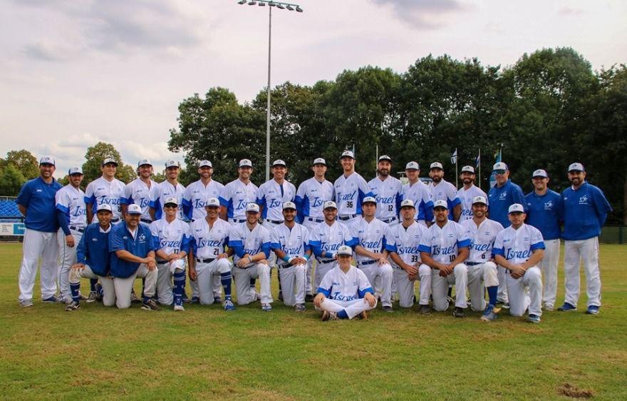 Israel's national baseball team