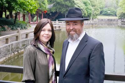 Shanghai rabbi