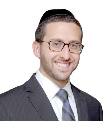 RABBI DAVID CLAMAN