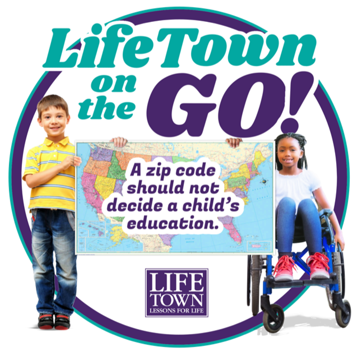 Lifetown Receives Support For On The Go Programming Local News Columbusjewishnews Com