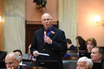 State Rep. John Becker, R-Union Township