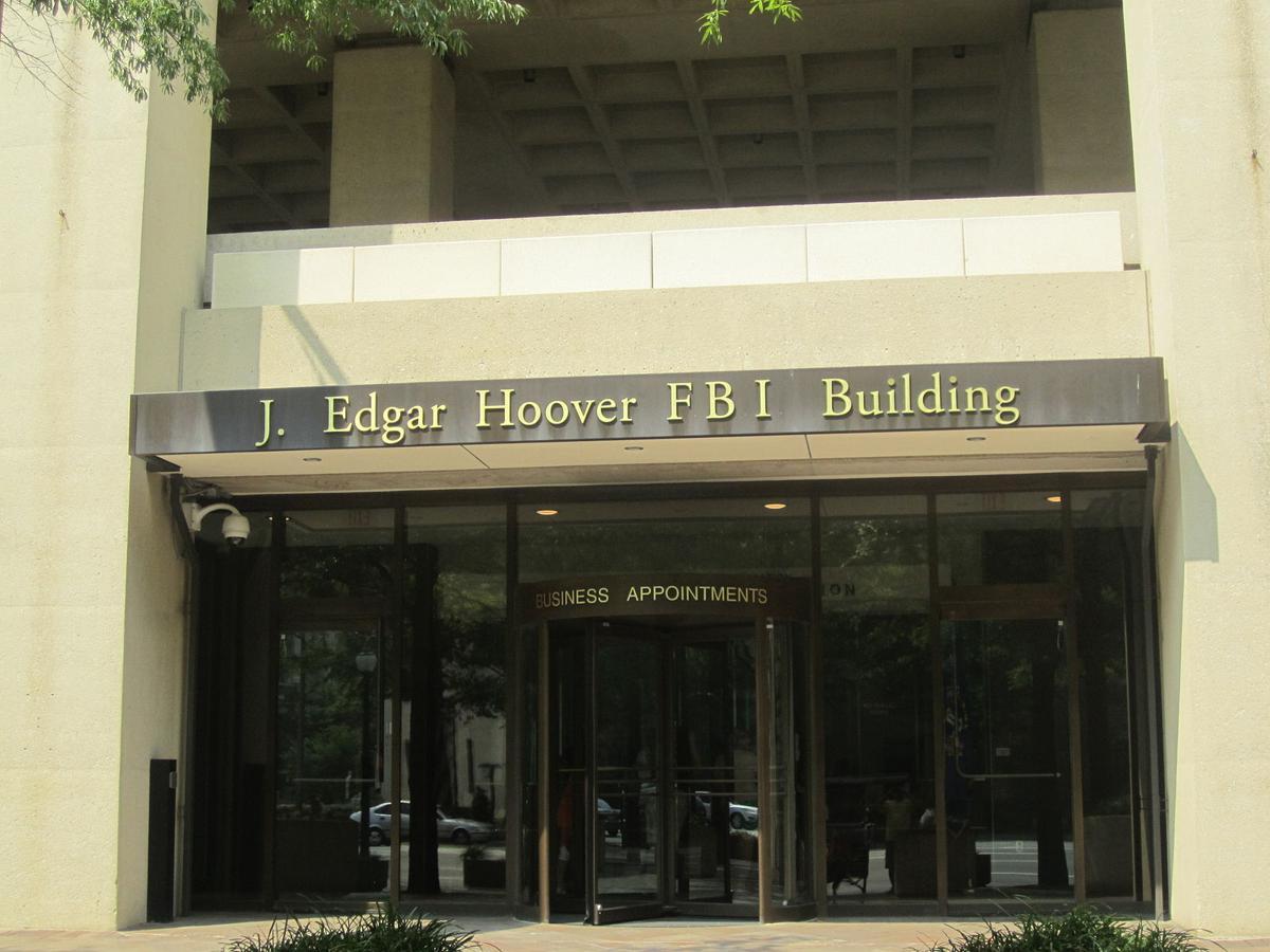 J Edgar Hoover FBI building