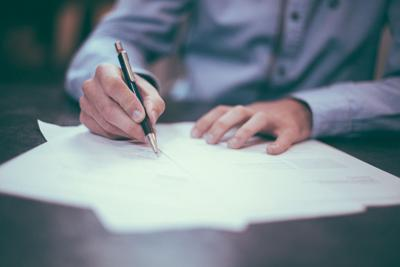 stock legal document