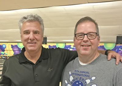 I.M. Harris Men's B'nai B'rith Bowling Association