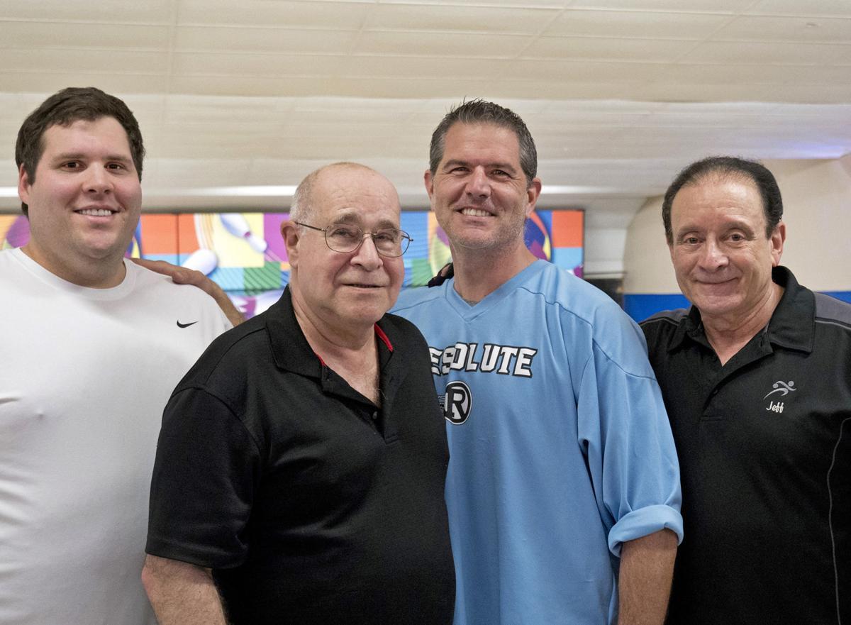 I M  Harris B'nai B'rith Bowling Association: Team Rycus