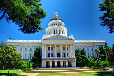 California state house