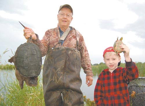 Turtle Trappers 1