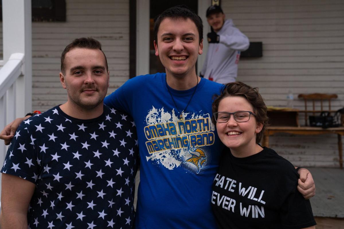 Jacob Skoda, Andrew Roberts and Maya Linn Peirce