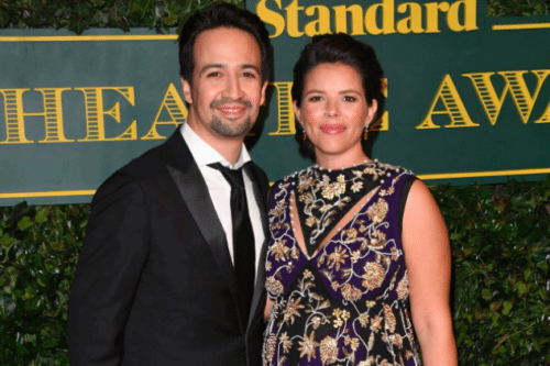 Lin-Manuel Miranda And Vanessa Nadal Are Expecting Their Second Child