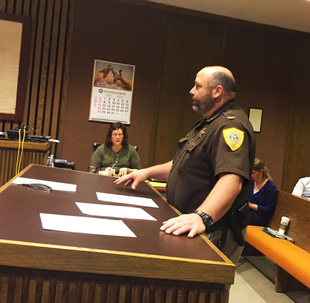 County Board Meeting