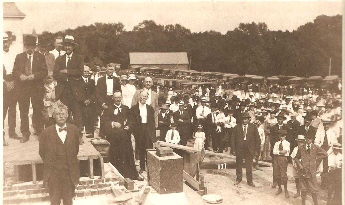 Christ Lutheran 1920