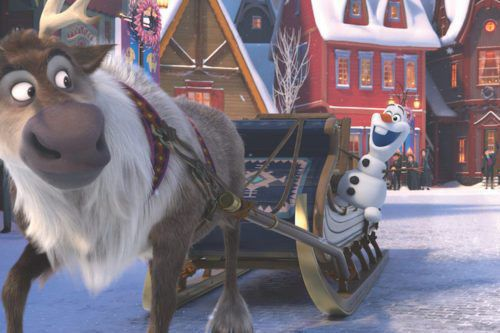 This 'Frozen' Short Is Being Pulled From Theaters