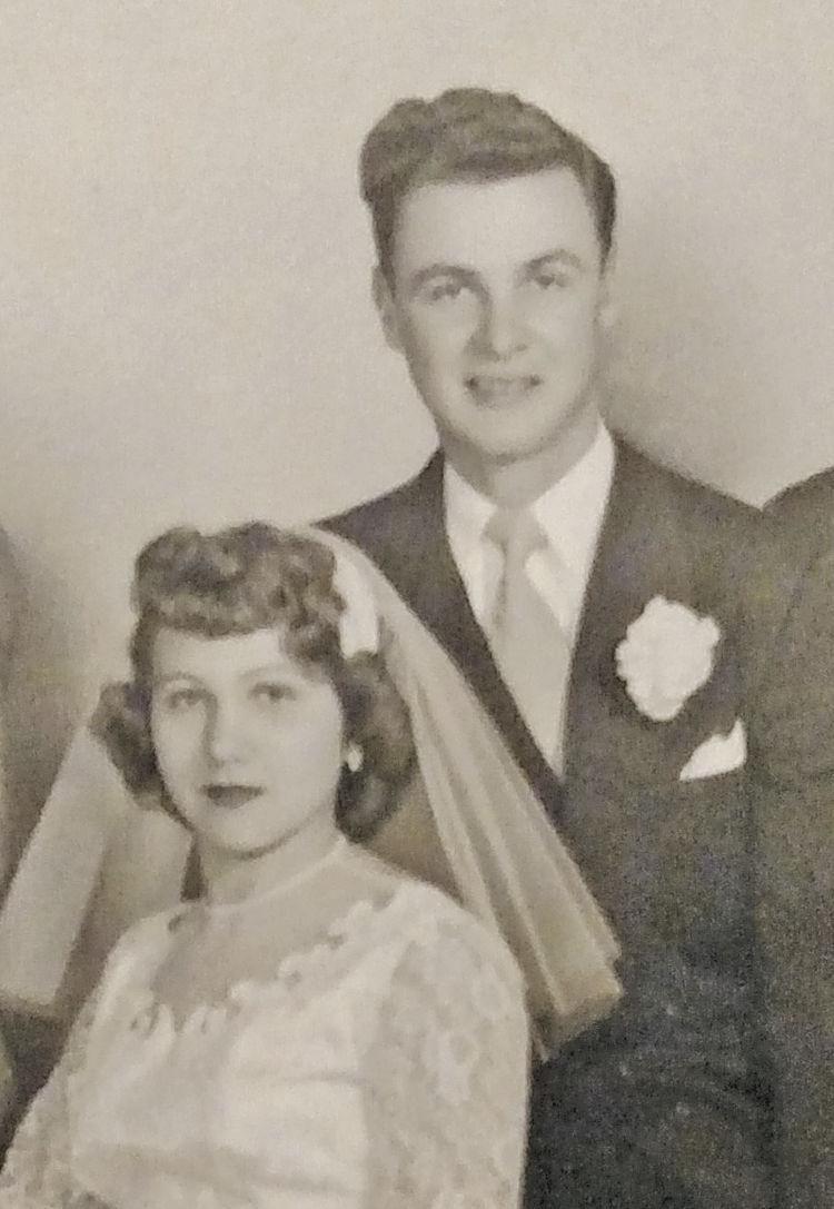 Howard and Patricia Hughes