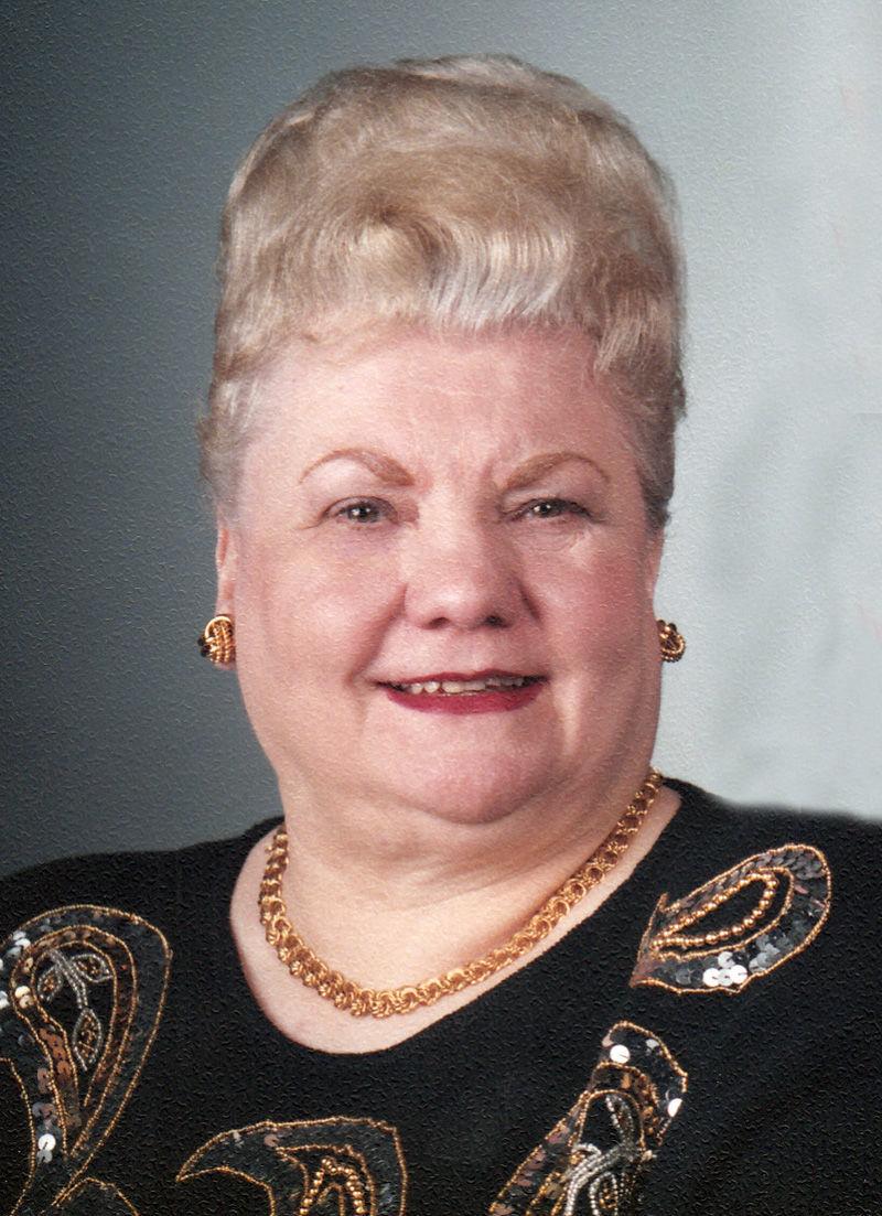 Mary Laudenback