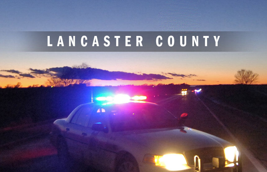Lancaster County law enforcement logo 2020