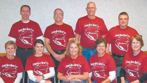 Columbus Medical Mission team 1