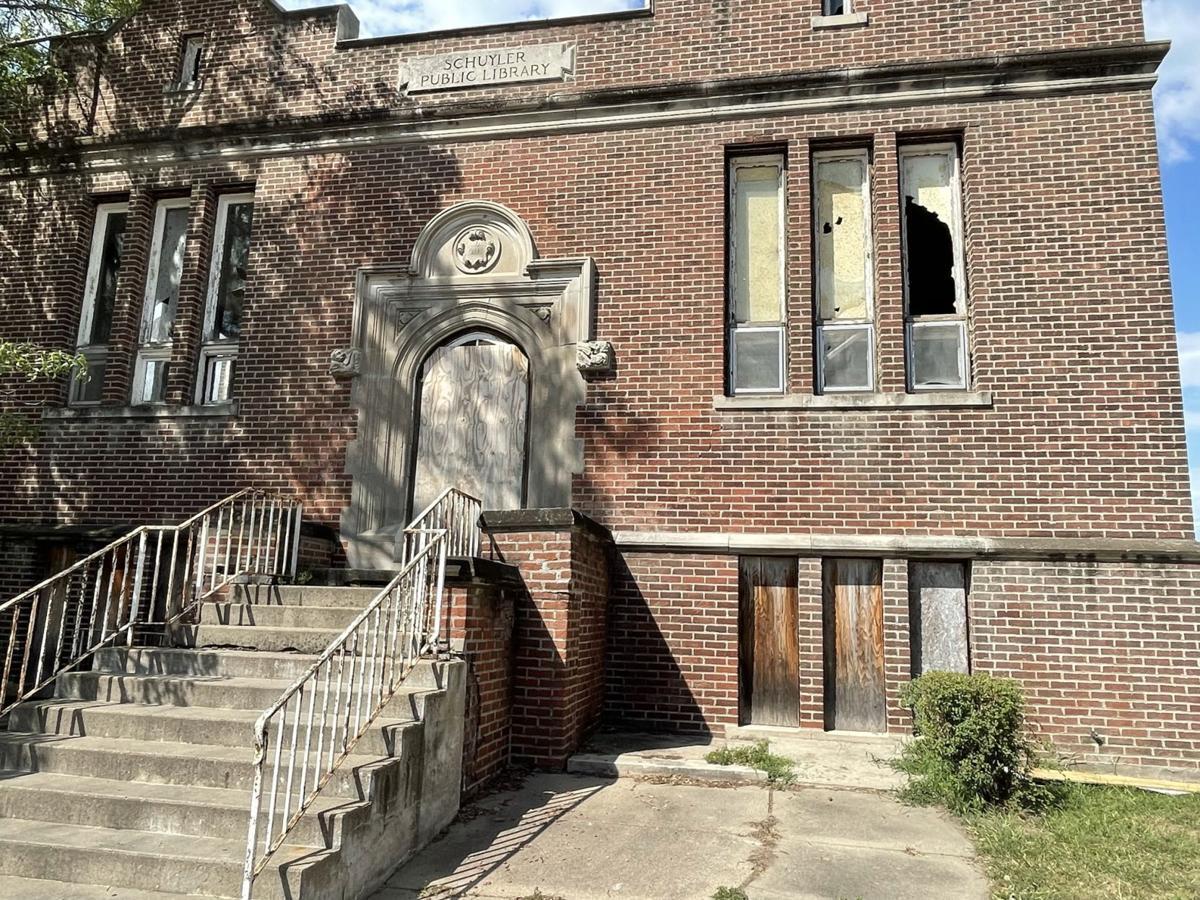 Schuyler Carnegie Library