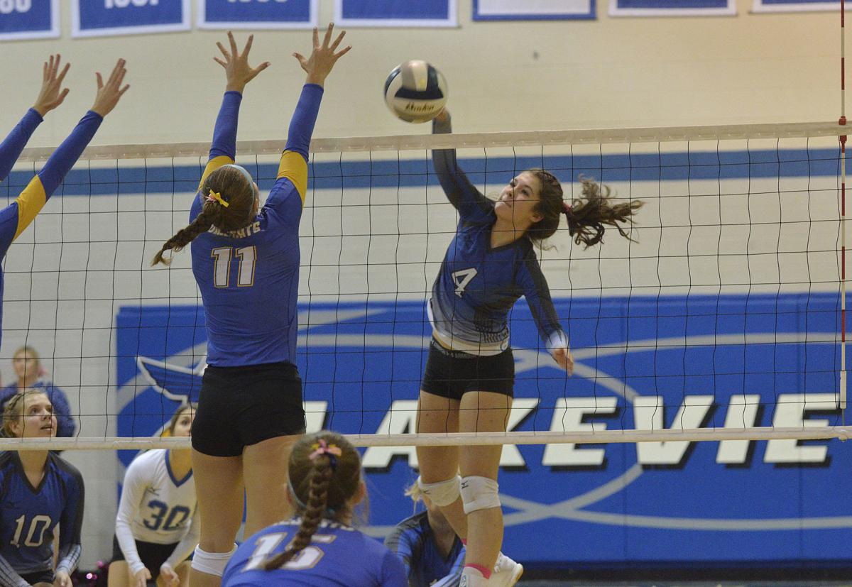 Lakeview Volleyball 10.8