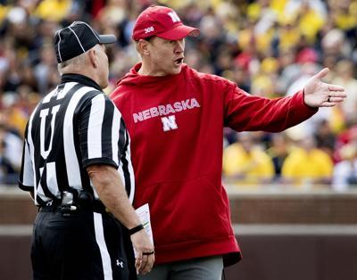 Nebraska vs. Michigan, 9/22